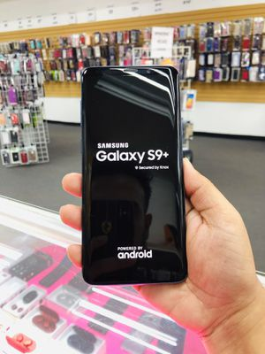 🚨Samsung Galaxy S9 Plus 64gb Unlocked (Desbloqueado) We are a Store! We give warranty!🚨 for Sale in Houston, TX