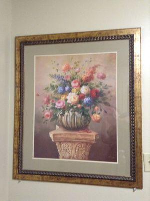 Home interior picture frame for Sale in Boston, MA