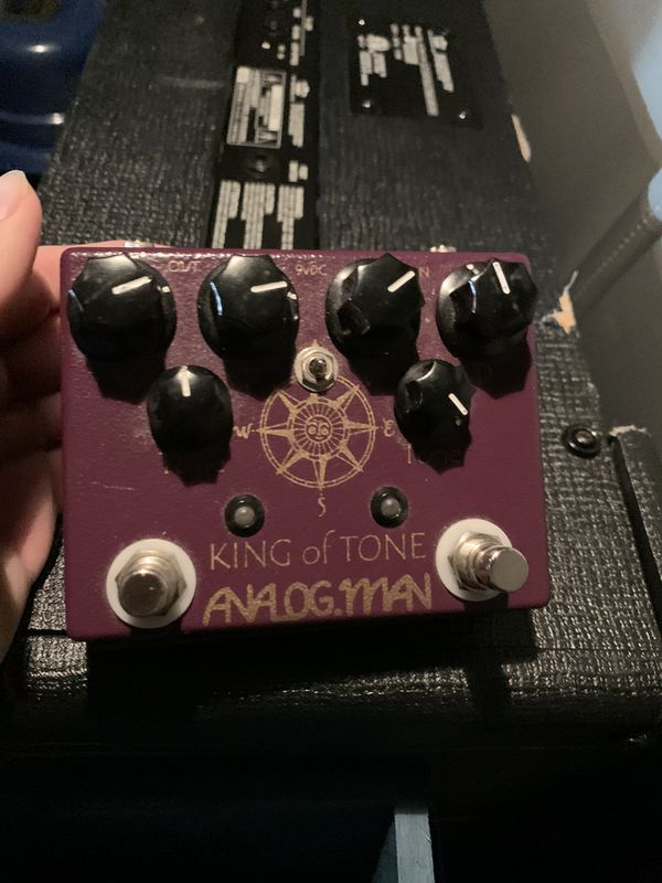 Analogman King of Tone V4