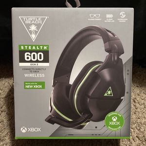 Turtle Beach Stealth 600 Gen 2 Xbox Gaming Headset for Sale in Fresno, CA
