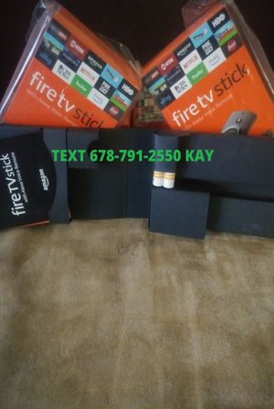 All New / Unlocked / Amazon Fire TV Stick for Sale in Forest Park, GA