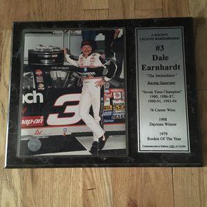 NASCAR Plaqard $25 Obo for Sale in Fairview, OR