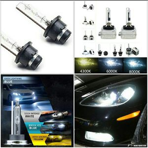 **REPLACMENT XENON LIGHTS FOR FACTORY INSTALLED HID SYSTEMS bmw mercedes infinti acura tl Cadillac escalade for Sale in Phoenix, AZ