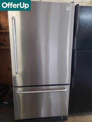 💥💥💥GE Bottom Freezer Refrigerator Fridge Free Delivery #1165💥💥💥 for Sale in Garden Grove, CA