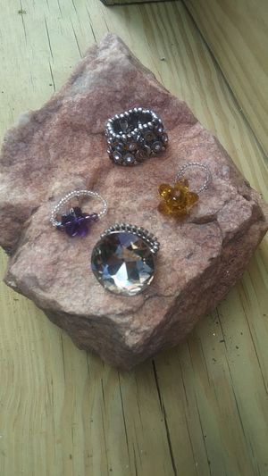 4 rings 5$ for Sale in Chesnee, SC