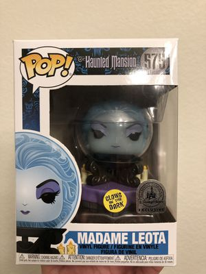 Glow in the Dark Madame Leota Funko Pop for Sale in Fullerton, CA