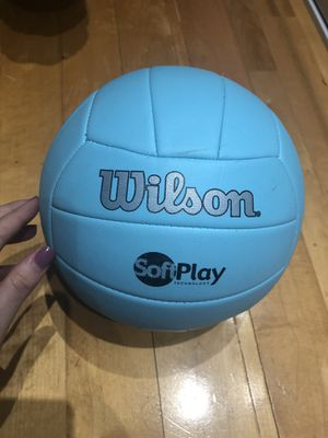 Wilson Blue Volleyball for Sale in Miami Beach, FL