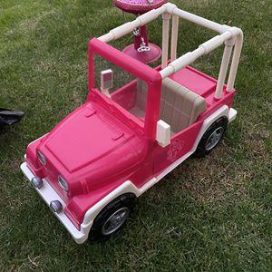 American Generation Car For Dolls for Sale in Visalia, CA