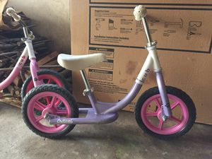 Balance bike for Sale in Spokane, WA