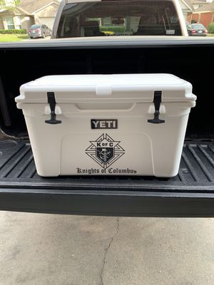 Yeti tundra 45 cooler for Sale in Spring, TX