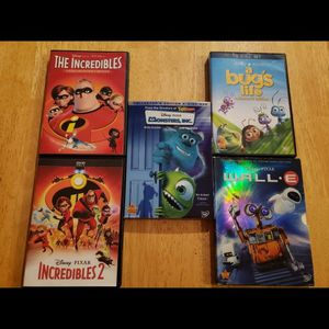 Selection of Disney animated movies for Sale in Boring, OR