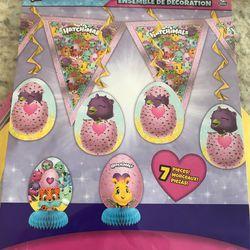 Hatchimals Birthday Decoration Kit for Sale in Germantown,  MD