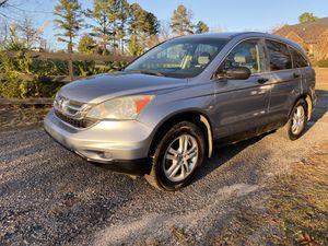 Nice 2010 Honda CRV AWD SUV for sale for Sale in Lexington, SC