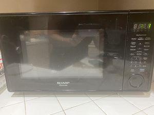 Black Microwave for Sale in Orange, CA