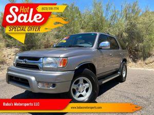 2002 TOYOTA 4RUNNER for Sale in Phoenix, AZ