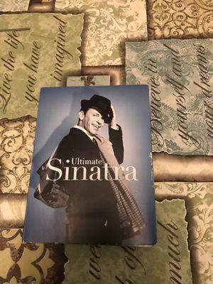 Ultimate Sinatra./4-CD box set for Sale in Philadelphia, PA