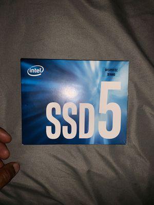 Intel SSD 5 2.5, 7mm, SATA III 128GB for Sale in Buffalo, NY