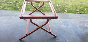 Bosch - Folding Table Saw Stand for Sale in Toledo, OH
