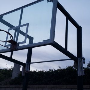Professional Style Glass Basketball Hoop for Sale in Placentia, CA