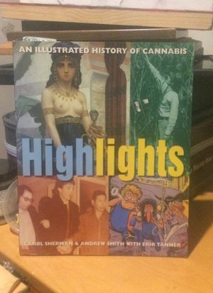 Highlights - an illustrated history on cannabis for Sale in San Francisco, CA
