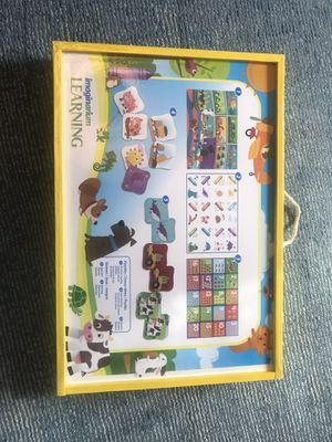Imaginarium Learning puzzle set for Sale in Garden City, NY