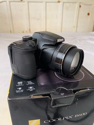 Nikon CoolPix B600 Digital Cameraman for Sale in Land O' Lakes, FL