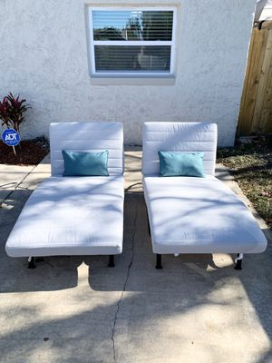 Beautiful IKEA Loungers, Chairs & Bed🌺 for Sale in Longwood, FL