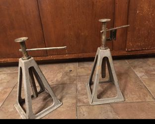 Aluminum jack stacks for Sale in Fleetwood,  PA
