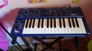 Synth Keyboard Behringer MS - 1 BLUE for Sale in Winchester, CA