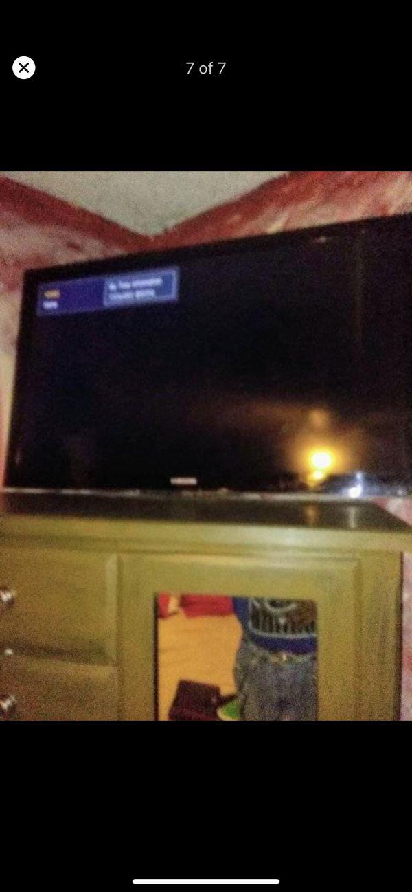 Samsung 48in HD flatscreen TV