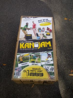 Kan jam game for Sale in Lake Alfred, FL