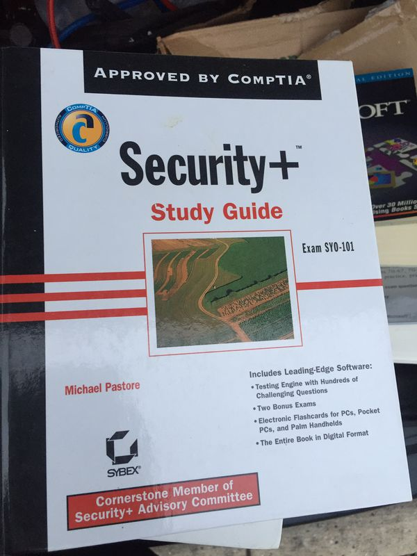 Security + study guide