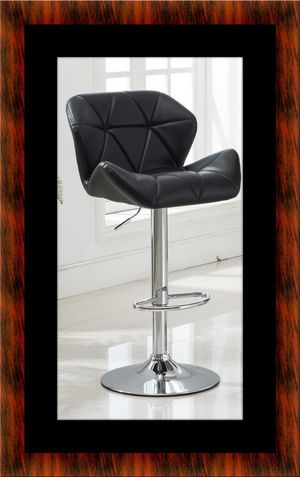 Black bar stool for Sale in Fairfax, VA