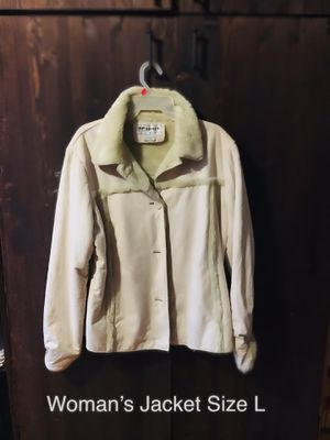 Woman Suede Jacket for Sale in Summersville, WV