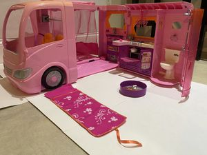 Barbie Pink Glamour RV Camper for Sale in NEW PRT RCHY, FL