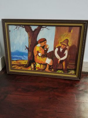 Framed Painting for Sale in Queens, NY