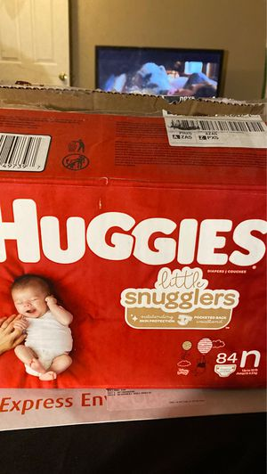 Huggies newborn for Sale in Phoenix, AZ