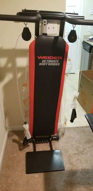 Weider Home Gym for Sale in Columbia, MD