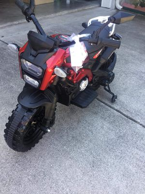 Motorcycle for kids for Sale in Euless, TX