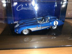 Autoart 1:43 1957 Corvette SS die cast car for Sale in Suffield, CT