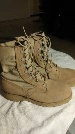 ALTAMA MENS HIGH TOP COMBAT BOOTS for Sale in Fort Myers, FL