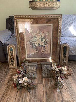 Picture frame home interiors for Sale in San Jose, CA