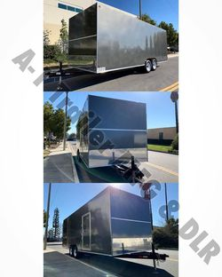 2019 Enclosed Trailer 8.5x24x8 for Sale in Los Angeles,  CA