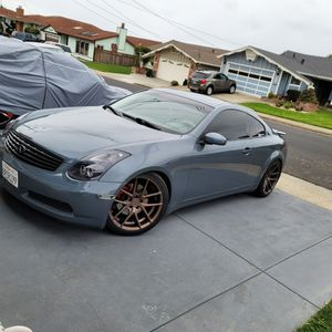2005 Infinity G35 coupe for Sale in South San Francisco, CA