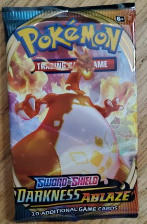 Pokemon darkness ablaze booster packs for Sale in Carson, CA