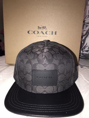Coach hat for Sale in Rialto, CA