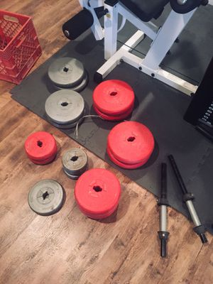 Weight Plates for Sale in Newburgh, IN
