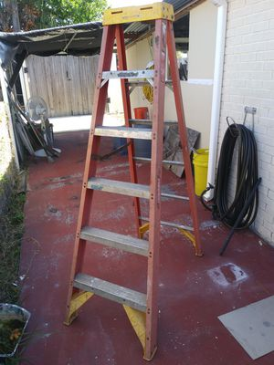 6 ft Werner ladder for Sale in Tampa, FL