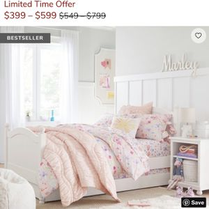 Pottery Barn Kids Twin Bed for Sale in Richmond, CA