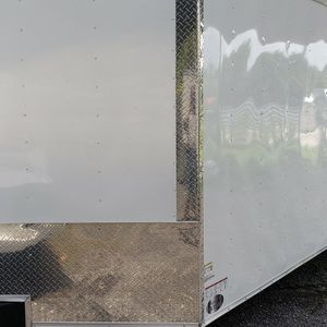 Brand New 2021 8.5x20 X7.6 Xtra High Enclosed Cargo for Sale in Miami, FL